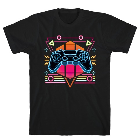 Synthwave Gamer T-Shirt