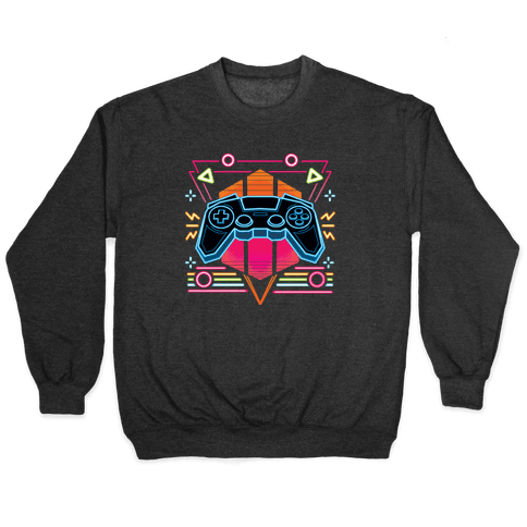 Synthwave Gamer Pullover