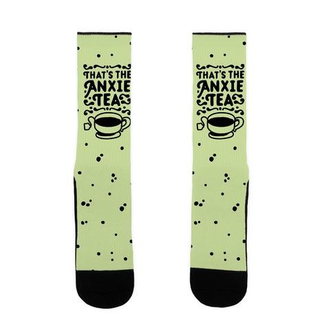 That's The AnxieTEA Sock