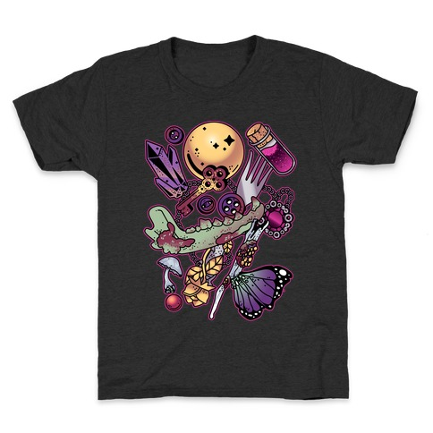 Forgotten Treasures Kids T-Shirt