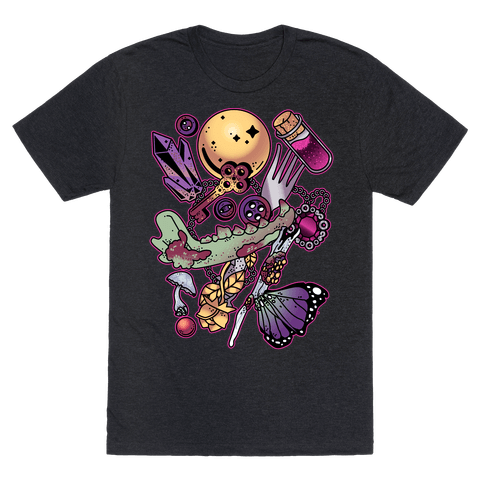 Forgotten Treasures Mens/Unisex T-Shirt