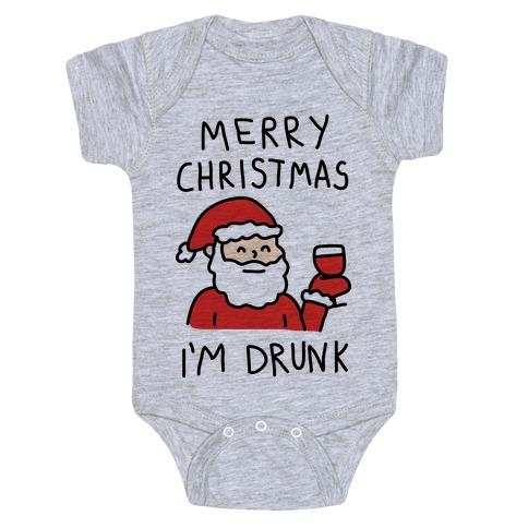 merry christmas im drunk - Drunk Christmas