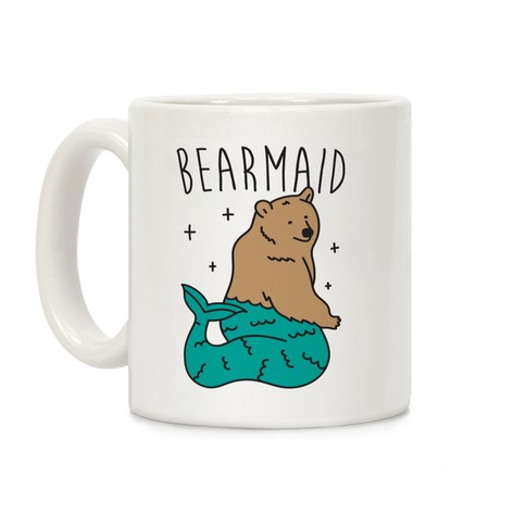 Bearmaid Coffee Mug