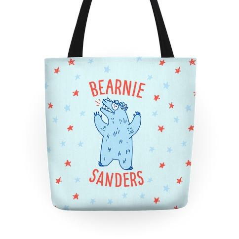 Bearnie Sanders Tote