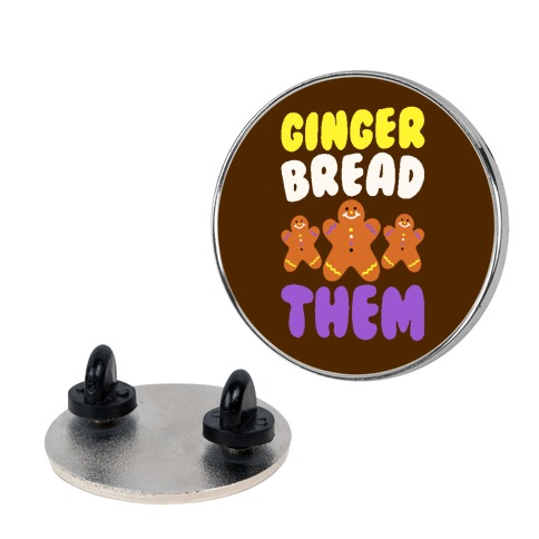 Ginger Bread Them Pin