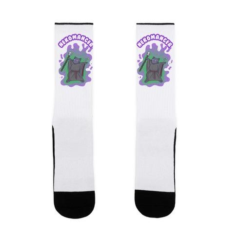 Nekomancer Sock