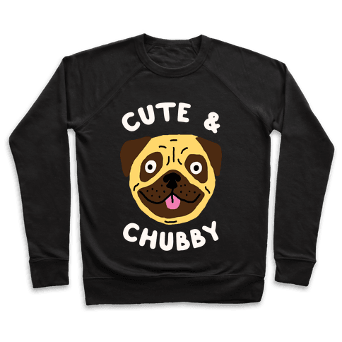 Cute And Chubby Pullover