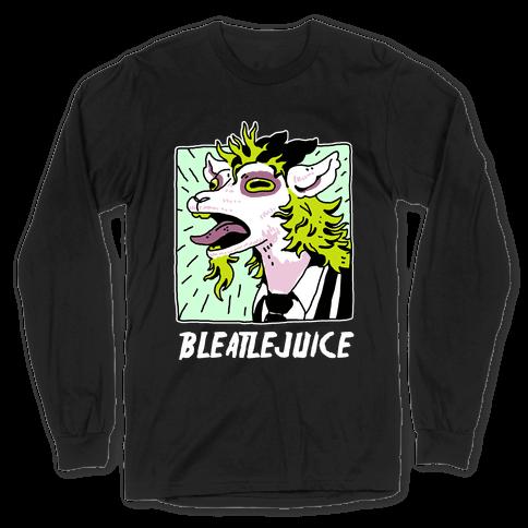 Bleatlejuice Long Sleeve T-Shirt
