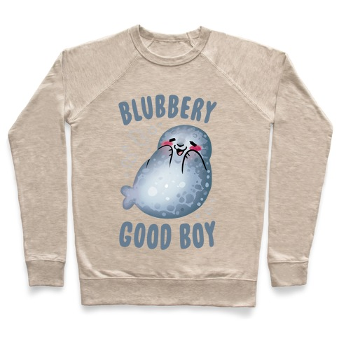 Blubbery Good Boy Pullover