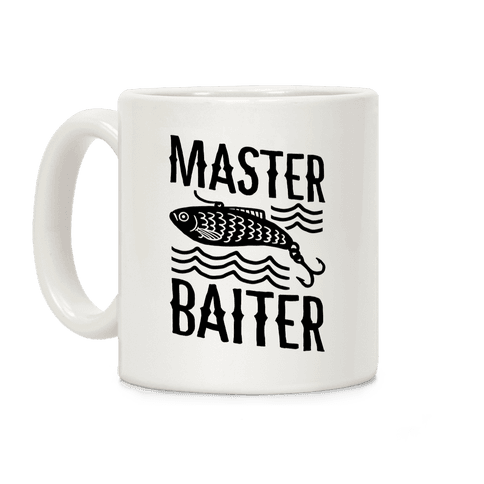 Master Baiter Coffee Mug