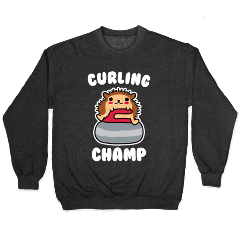 Curling Champ Pullover