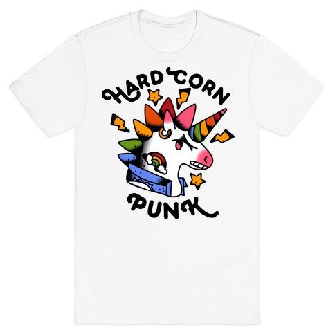 Hard Corn Punk T-Shirt