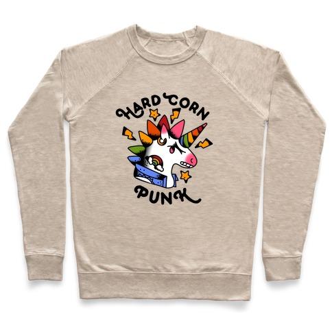 Hard Corn Punk Pullover