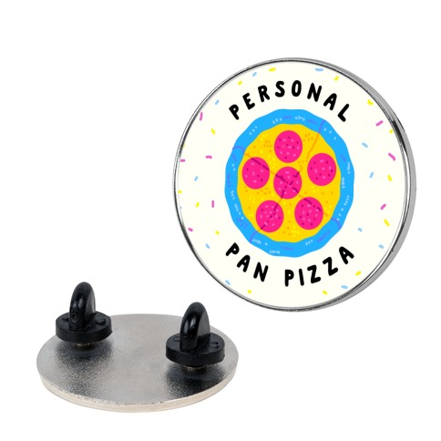 Personal Pan Pizza Pin
