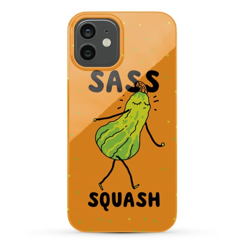 Sass Squash Phone Case