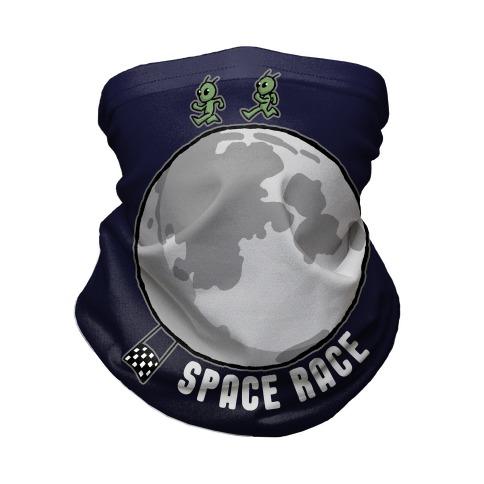 Space Race Neck Gaiter