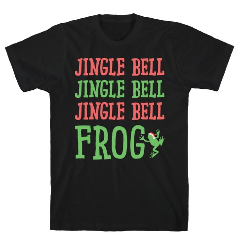 Jingle Bell Frog T-Shirt