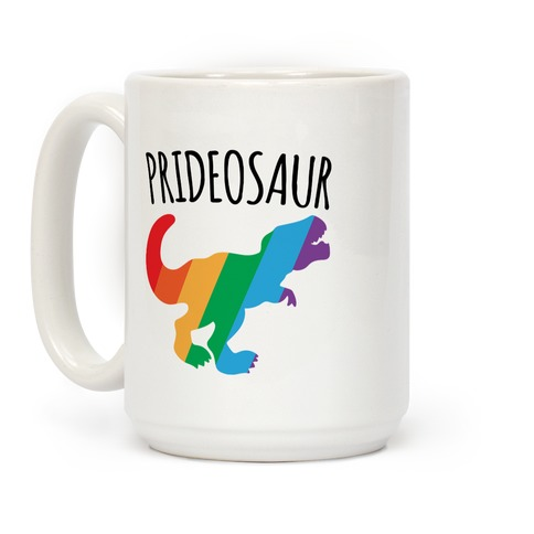 Prideosaur  Coffee Mug