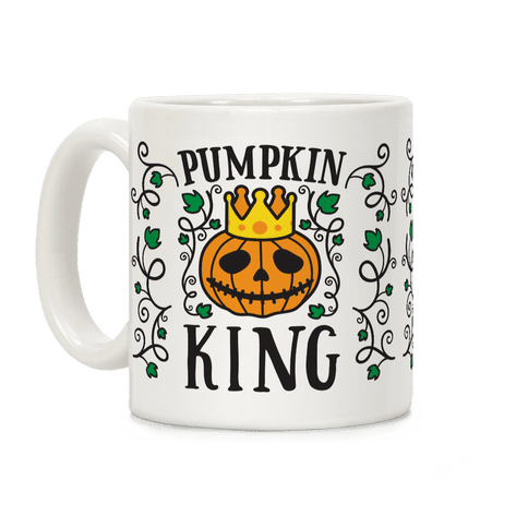 Pumpkin King Coffee Mug