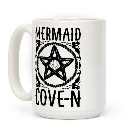Mermaid Cove-n Coffee Mug