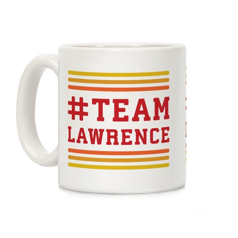 Team Lawrence Coffee Mug