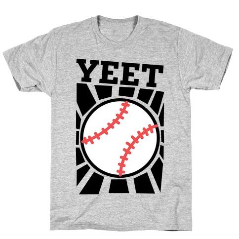 YEET - baseball T-Shirt