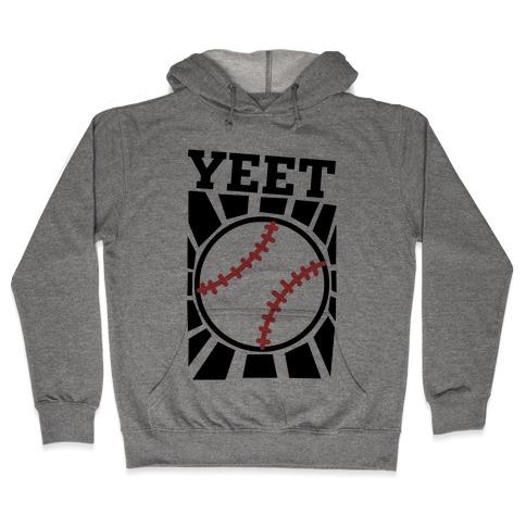 YEET - baseball Hooded Sweatshirt