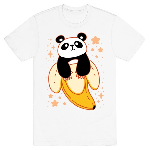 Banana Panda T-Shirt