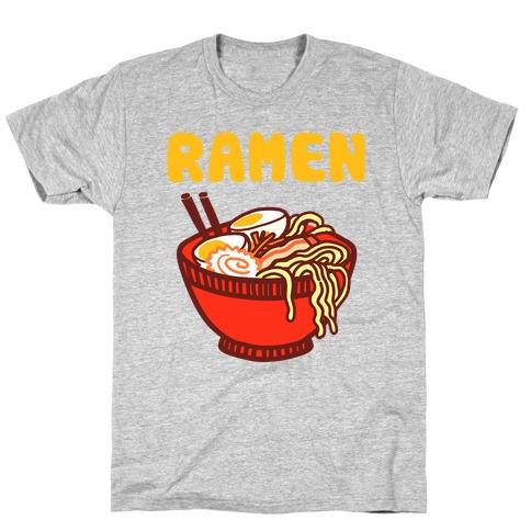 Ramen Noodle Bowl T-Shirt
