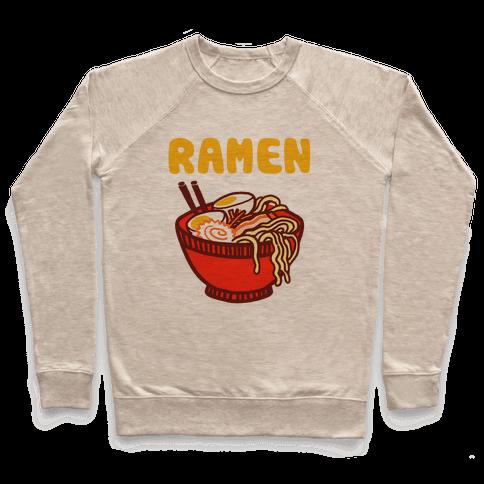 Ramen Noodle Bowl Pullover
