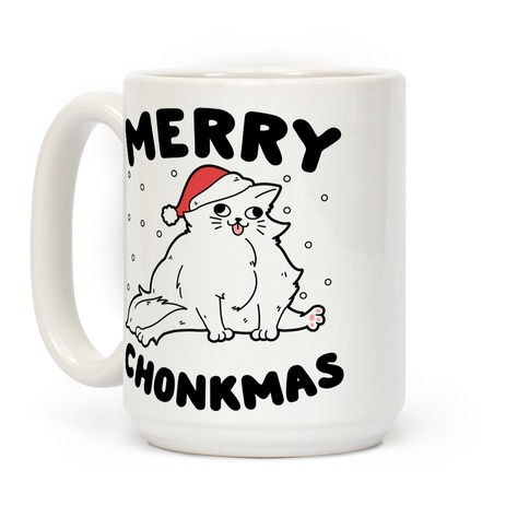 Merry Chonkmas Coffee Mug