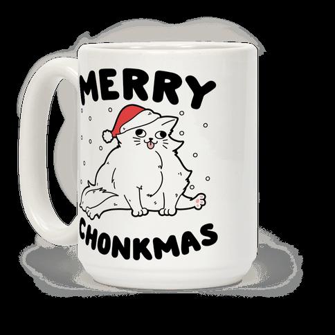 Merry Chonkmas Coffee Mug