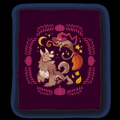 Wholesome Halloween Blanket