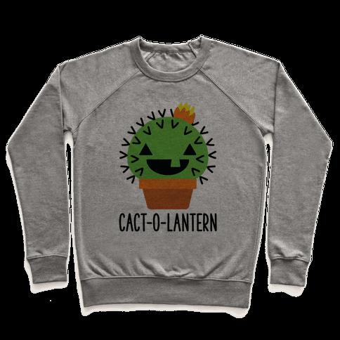 Cact-o-lantern Pullover