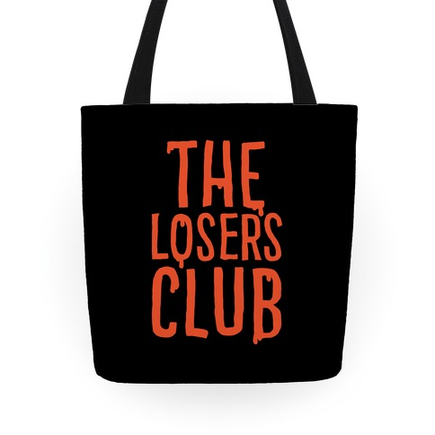 The Losers Club Parody Tote