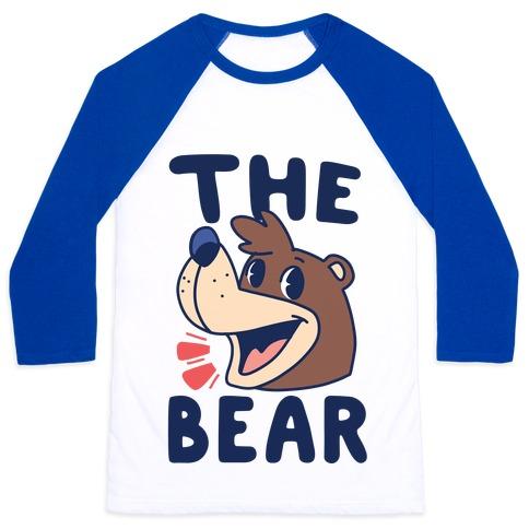 The Bear (1 of 2 pair) Baseball Tee