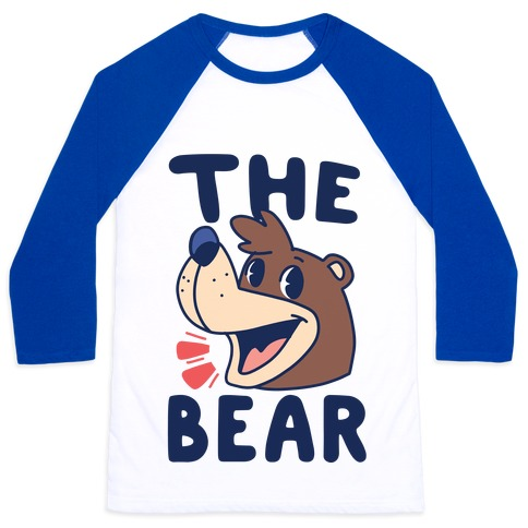 The Bear (1 of 2 pair) Baseball Tee