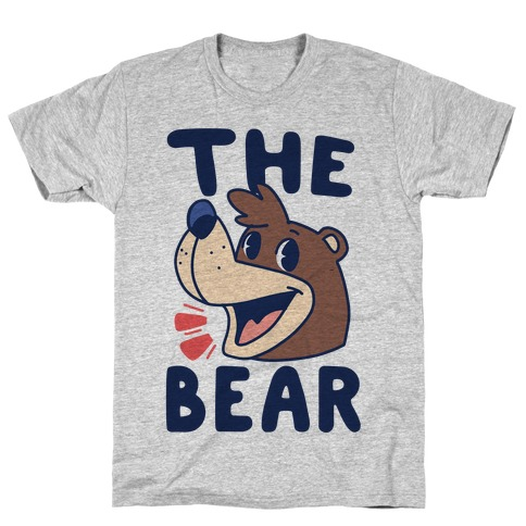 The Bear (1 of 2 pair) T-Shirt