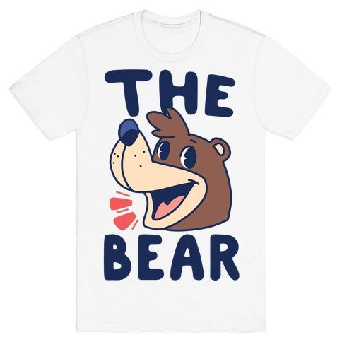 285bc983d The Bear (1 of 2 pair) T-Shirt
