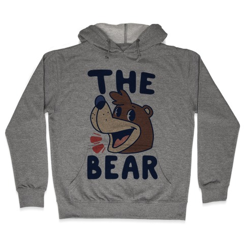 The Bear (1 of 2 pair) Hooded Sweatshirt