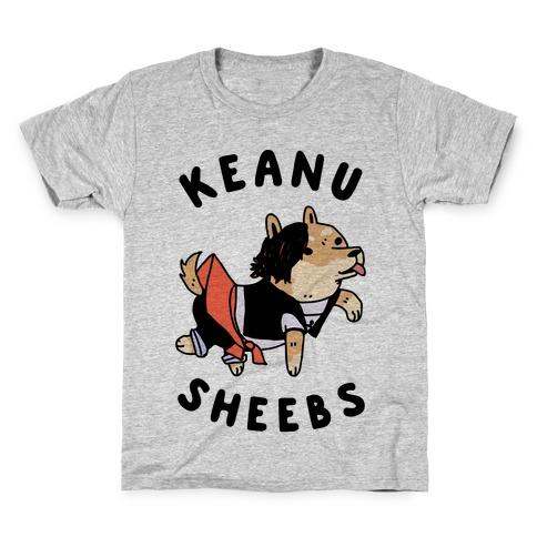Keanu Sheebs Kids T-Shirt