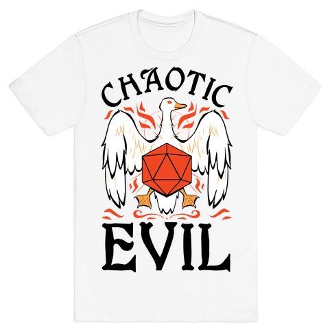 Chaotic Evil Goose T-Shirt