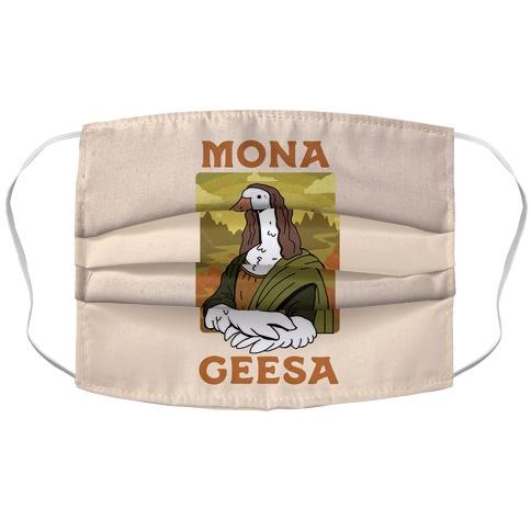 Mona Geesa Accordion Face Mask