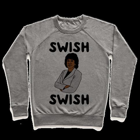 Swish Swish Maxine Waters Parody Pullover