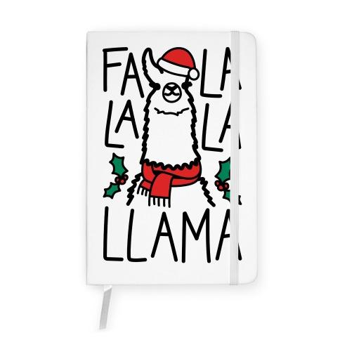 Falalala Llama Notebook