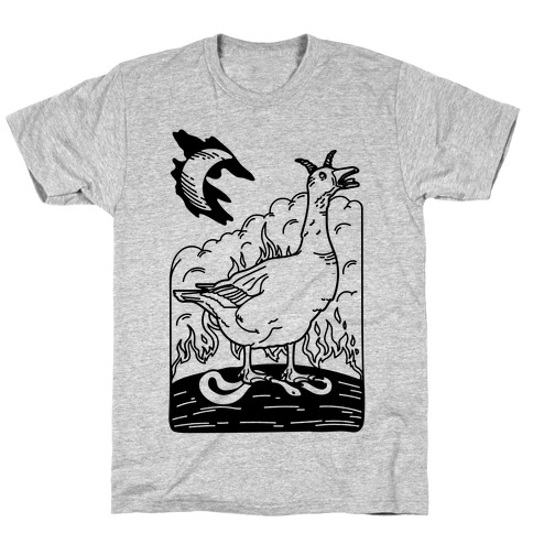 The Devil (Goose Parody) T-Shirt