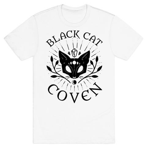 Black Cat Coven T-Shirt