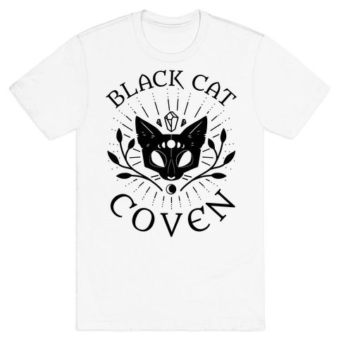 Black Cat Coven T-Shirt