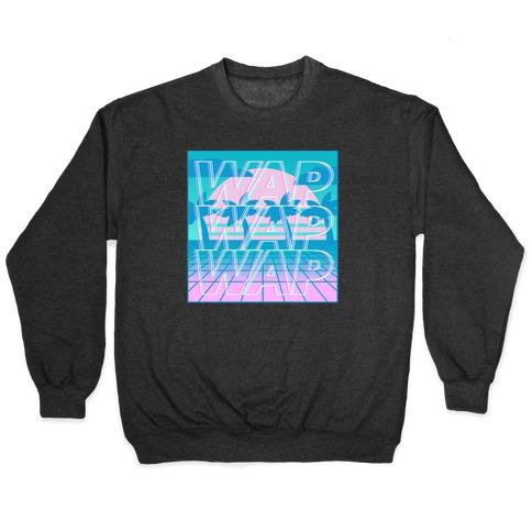 Vaporwave WAP Pullover