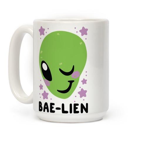 Bae-lien Coffee Mug